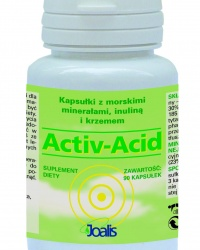 Joalis - Activ acid - Suplement diety