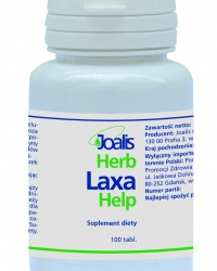 Joalis - Herb Laxa Help - Suplement diety