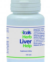 Joalis - Herb Liver Help - Suplement diety
