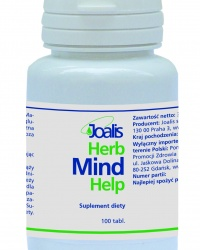 Joalis - Herb Mind Help - Suplement diety