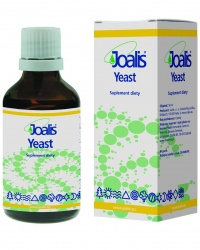 Joalis 50 - Yeast - Suplement diety